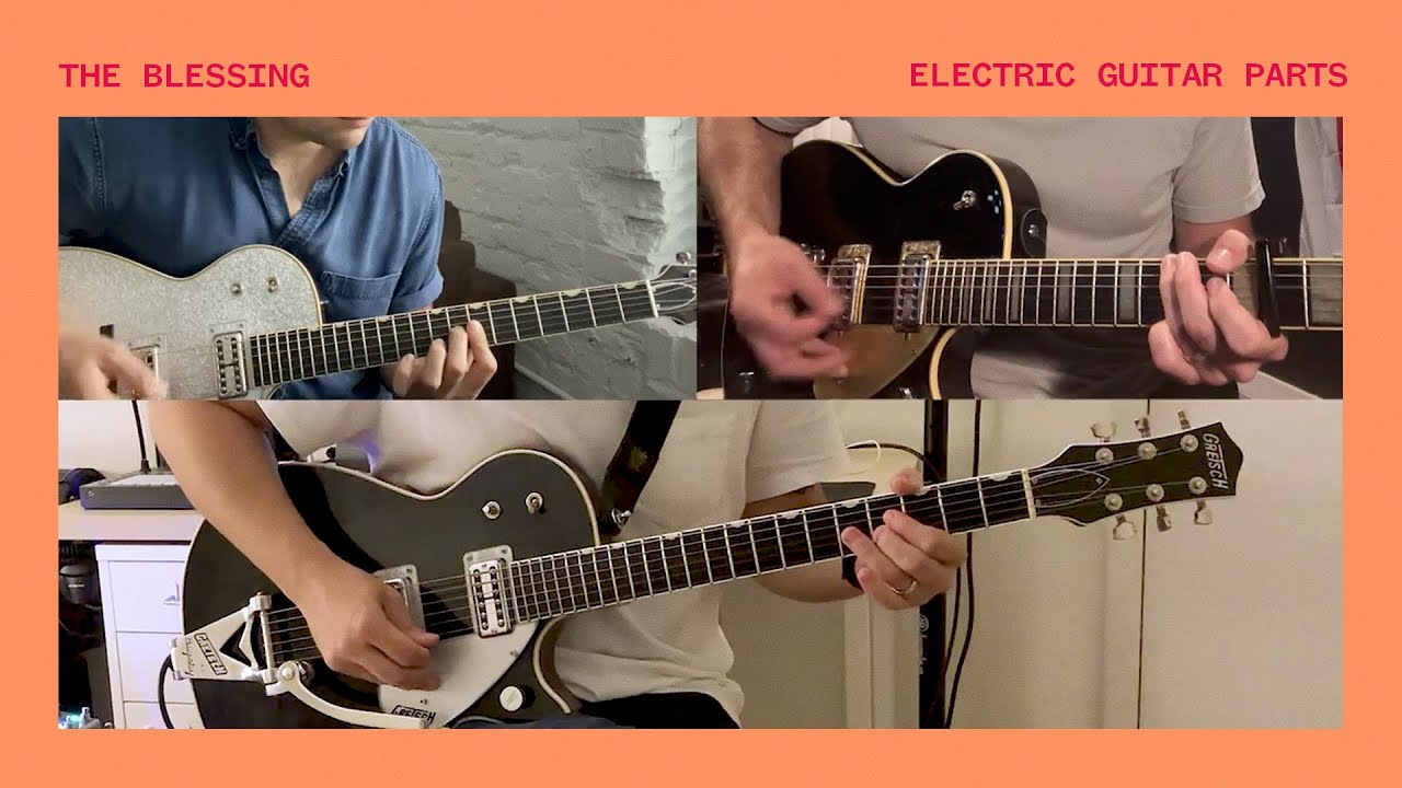 The Blessing | Electric Guitar Parts | Elevation Worship