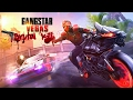 Gangstar Vegas Android Offline Gameplay With Red Dragon Armor - Brutal Kill - Funny - 1080P