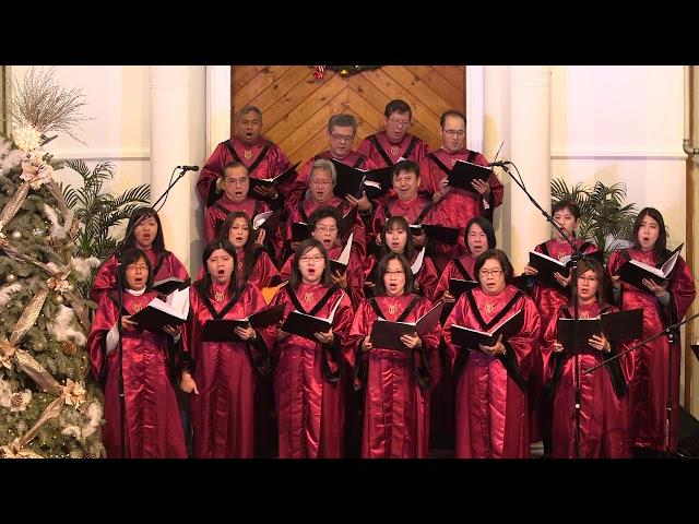 2017 Christmas Cantata - 12.24.17