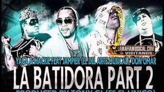 Don omar feat Ivy Qeen-La Batidora .wmv