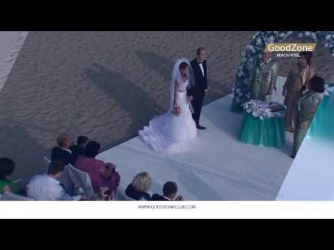 Goodzone club Odessa Wedding