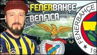 FENERBAHÇE - BENFICA (Şampiyonlar Ligi 3. Tur Ön Eleme 2. Maçı)
