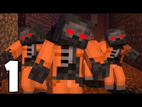 Minecraft Story Mode: Season 2 - Episode 3 - SUNSHINE INSTITUTE! (1)