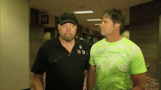Academy Of Country Music Awards ACMA 45 Montgomery Gentry Rehearsal Interview