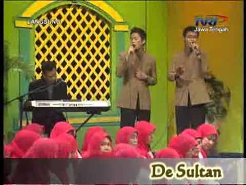 """Nasyid Pernikahan """"De Sultan"""" Semarang"""