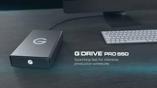 G-Technology G-DRIVE Pro SSD