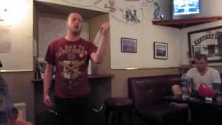 Doon by the Wee Hoose, Barry Martin & Darren Watson, Iveroran Hotel, Scotland, June 17, 2014