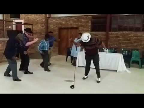 South African jazz dance from the 1960s