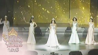 Binibining Pilipinas 2016: Queens Farewell Walk