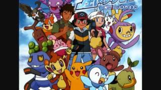 Pokémon Anime Song - Kaze no Message (Poka Poka Version)