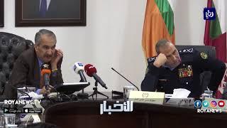 وزير الداخلية .. عمليات السطو مقلقة وبعض البنوك لم تتقيد بالخطة الأمنية - (18-4-2018)