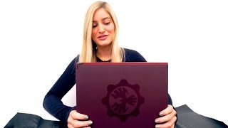 gears of war 4 xbox one unboxing   review   ijustine
