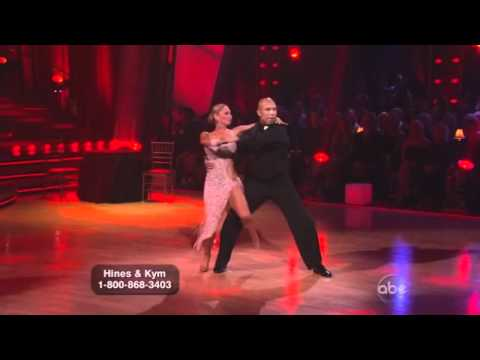 Hines Ward & Kym Johnson Dancing with the Stars Argentine Tango F4