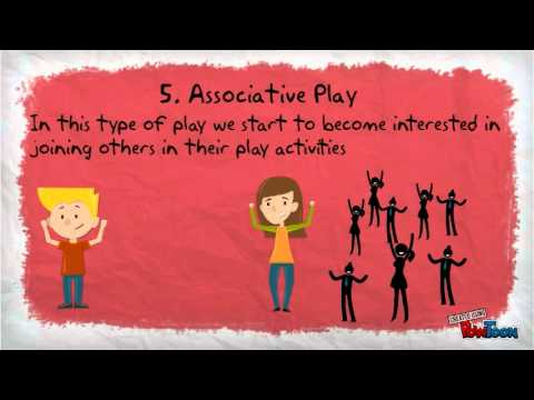6 Types Of Play