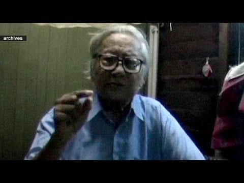 Умер один из основателей демократической оппозиции Мьянмы