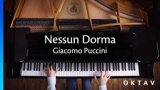 Puccini - Nessun Dorma (Piano Solo)