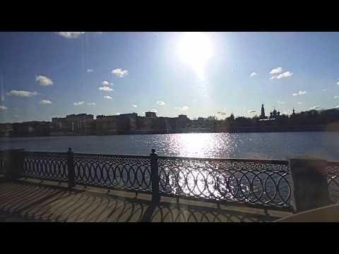 . Москва. Мосфильм-Киевский вокзал. 22 марта 2020 г.