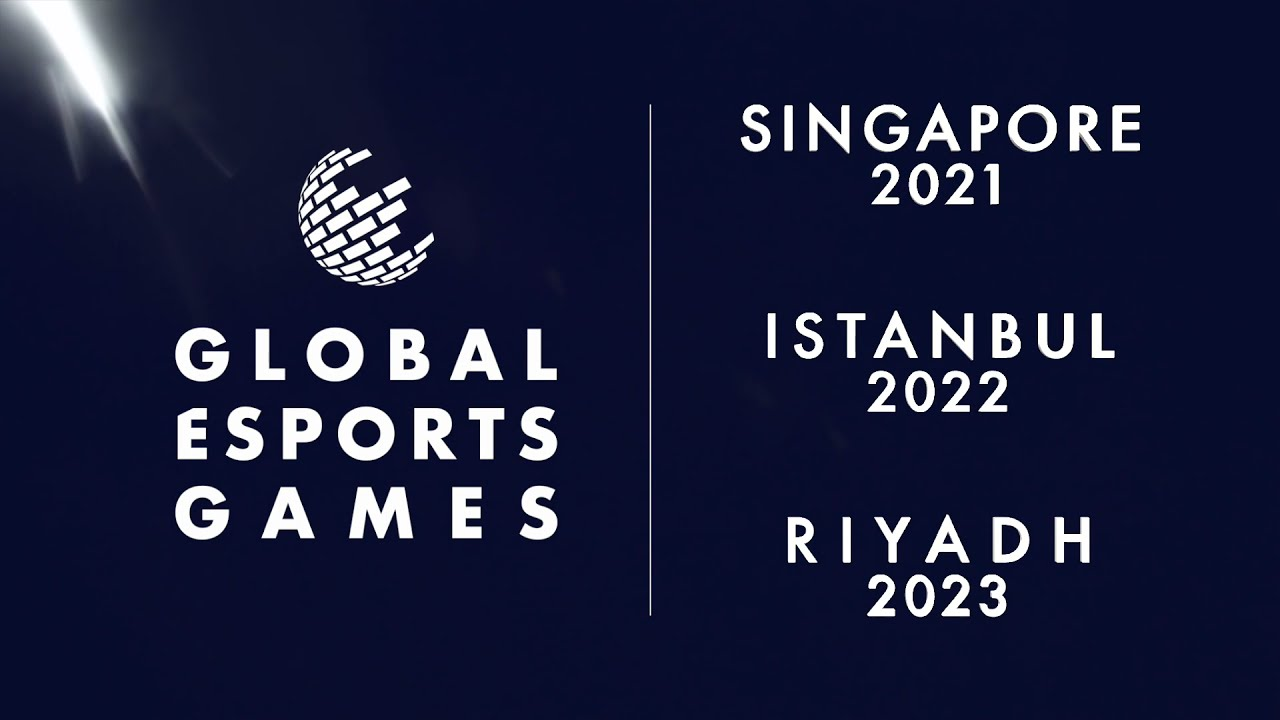 Global Esports Games Headed to Singapore, Istanbul, and Riyadh.