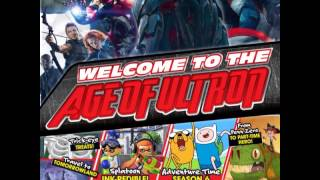 K-Zone May 2015 Issue-Avengers: Age of Ultron