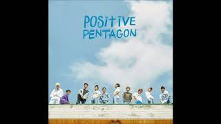 PENTAGON 펜타곤 빛나리 Shine MP3 Audio Positive