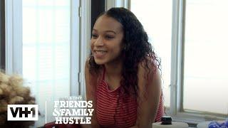 Deyjah Harris Pranks TI  Tiny With Macaroni Cheese Juice  TI  Tiny The Family Hustle