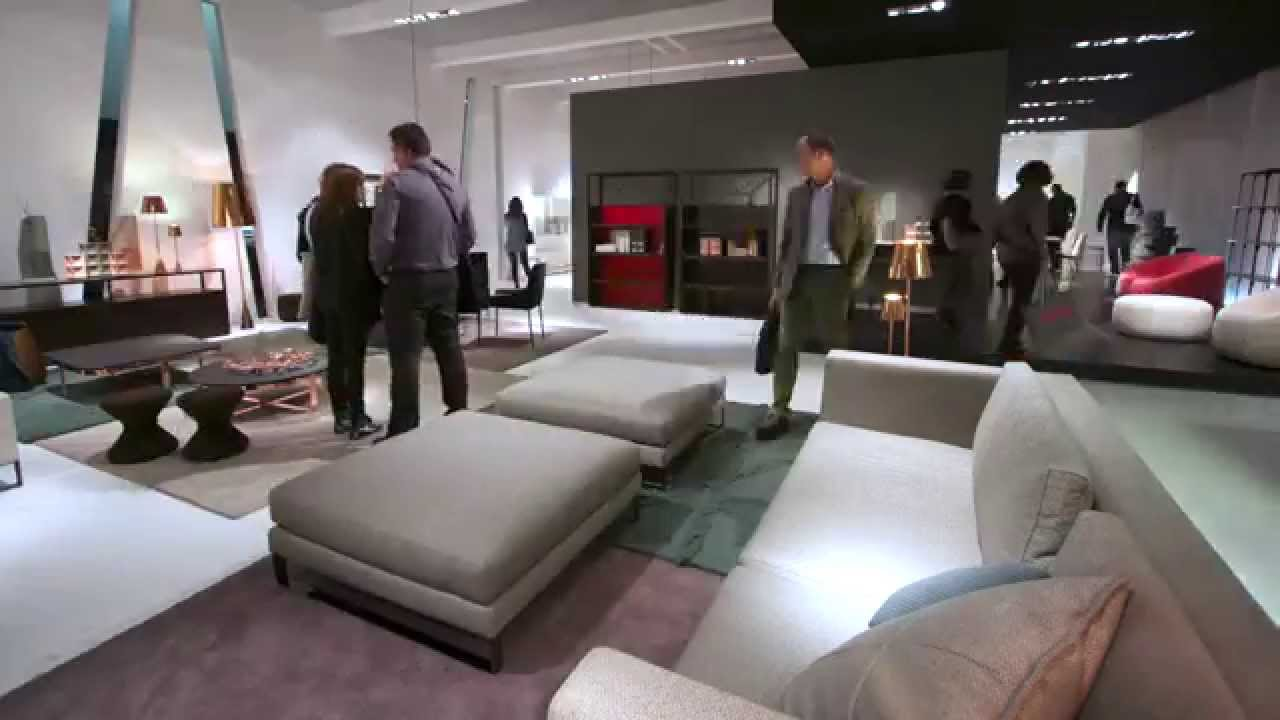 imm cologne show 2015 ligne roset youtube. Black Bedroom Furniture Sets. Home Design Ideas