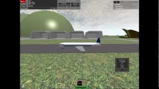 DH-106 Comet Flight from Amatrain To Warren Roblox