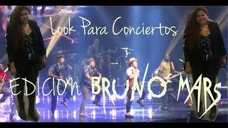 LOOK PARA CONCIERTO: BRUNO MARS CONCERT :) Thumbnail
