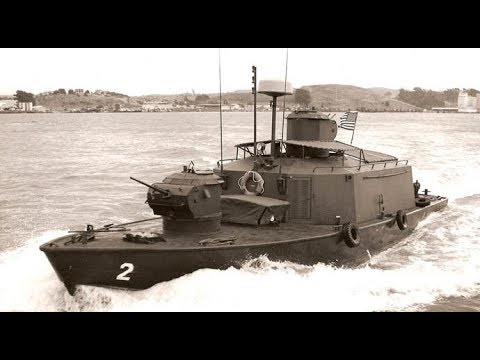 Vietnam War : The American Brown Water Navy