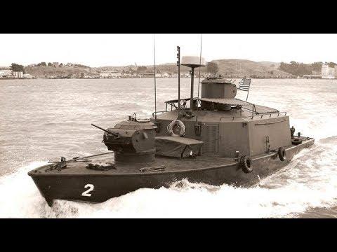 Vietnam War : The American Brown Water Navy