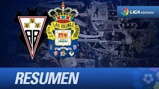 Resumen de Albacete Balompié (1-0) UD Las Palmas