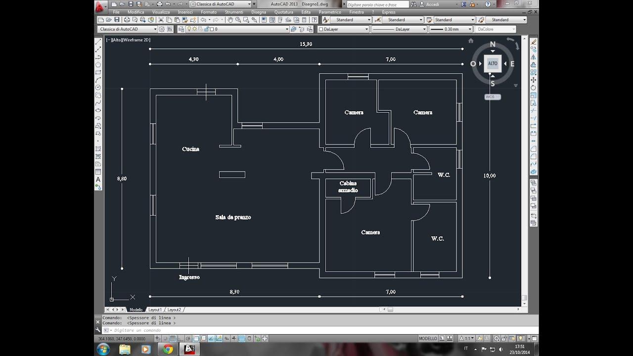 time lapse progetto architettonico autocad youtube