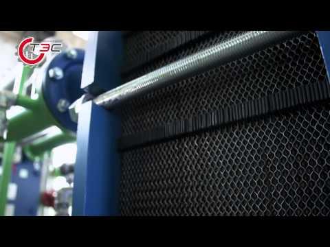 Теплообменник разборный тиж теплообменник и масляный фильтр даф 105