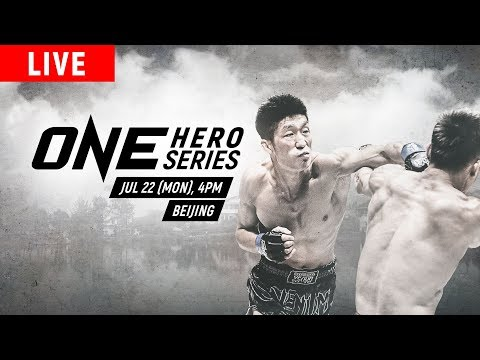 🔴[LIVE in HD] ONE Hero Series July