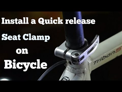 Box One Quick Release Seat Clamp