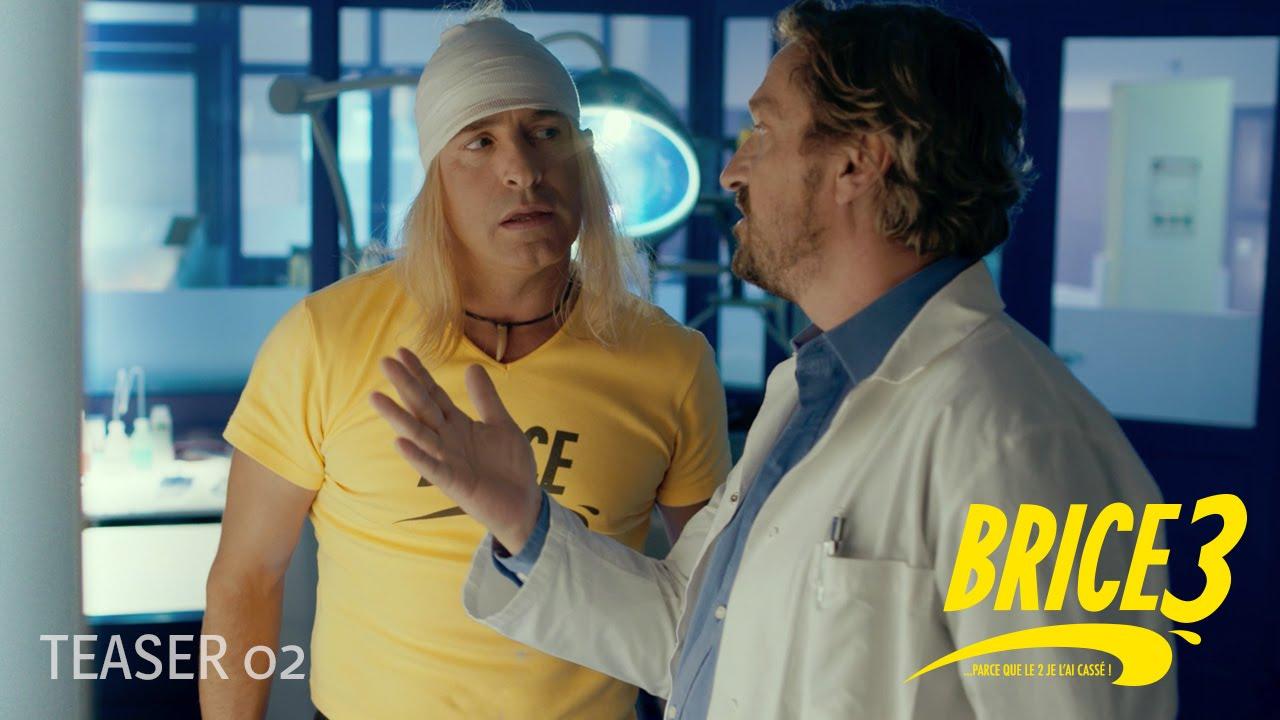 BRICE 3 Teaser docteur