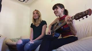 """Giving Up"" - Ingrid Michaelson (Cover with Sandra Effert)"