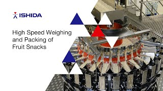 Ishida High Speed Weighing and Packing System for Fruit / Snacks