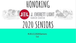 5.6 Honoring 2020 JELCC Seniors