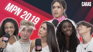 NOW UNITED E MAISA REVELAM FAKE NEWS MAIS BIZARRAS SOBRE ELES (2019)