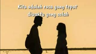 [Lirik Lagu] Fiersa Besari ft Tantri - Waktu Yang Salah