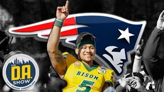Trey Lance feels like the next Patriots QB I D.A. on CBS
