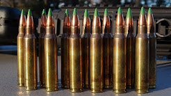 """5.56mm NATO Green Tip:  200 Yd Accuracy and """"Steel Punch"""""""
