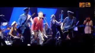 Gorillaz - Clint Eastwood (Live @ London's Roundhouse)