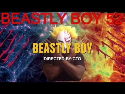 Beastly Boy 52 Animated: Beast vs The Masked Sayian