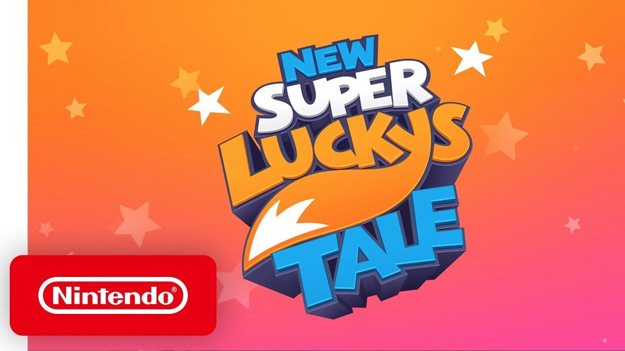 Launch Trailer για το New Super Lucky's Tale