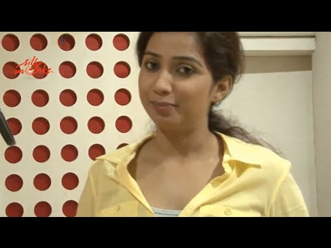 Shreya Ghoshal, Adnan Sami  Hey Paaru Song Making  Gaalipatam Movie Making
