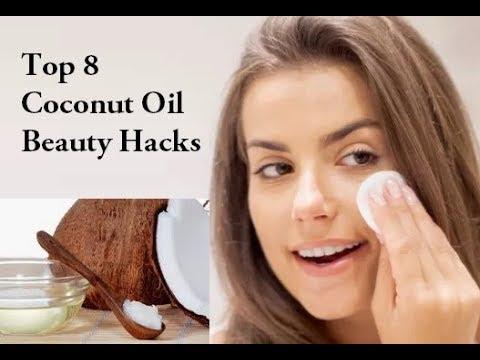 Top 8 Coconut Oil Beauty Hacks : Wrinkled Blog