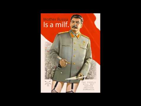STRONK GLORIOUS SOVIET ANTHEM EARRAPE