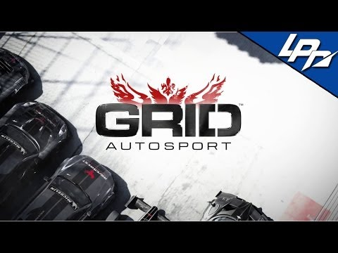 GRID AUTOSPORT Part 1 - Die ultimative Herausforderung (FullHD) / Lets Play GRID Autosport